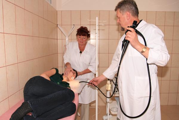 Гастроскопия желудка цена в москве недорого